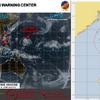 【台風情報】日本の南西(台湾付近)には台風の卵である熱帯低気圧が!米軍によると24時間以内に台風23号となる予想!気象庁・米軍・ヨーロッパの進路予想では沖縄地方へ接近か!?