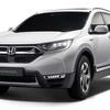 CR-V 新型 日本発売は2018年!サイズ、価格予想などカタログ情報。ハイブリッドとターボ登場!?