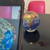 子どもへのプレゼントに最適!『ほぼ日のアースボール』というおもしろ地球儀