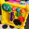 《知育玩具》6ヶ月息子が今!夢中なメロディぱずるボックス