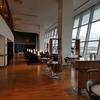 ファーストクラス世界一周航空券JGC修行12-1 ニューヨークJFK空港 ルフトハンザ セネターラウンジ(JALのFなのに~)