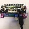 Speaker pHAT (2) Raspberry Pi Zero wでwifiルーター経由で音出し(aplayとMPC使用)