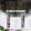 Ubisoftが毎日ゲームやらなんやらタダでくれるイベントやってるぞ【30 DAYS OF GIVEAWAYS】