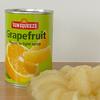 【KALDI】カルディ初購入♥「グレープフルーツの缶詰」と簡単ふるふるゼリーのレシピ。