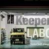 Keeper LABOでコーティング