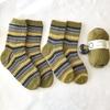 『わたしの靴下』作りたいサイズに合わせて調整する方法