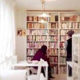 BOOKS & GALLERY cafe 点滴堂