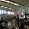 台風が接近する中、お盆の沖縄へ!!果たして飛行機は飛んだのか?那覇空港の混雑状況は?