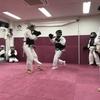 1月13日(土)御茶ノ水での総合格闘技 日本拳法自由会の練習報告