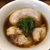 624. 醤油拉麺@創作麺工房鳴龍(大塚):TRY常連の実力店!シルキーな麺と上品な醤油スープがたまらない!