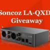【HiFiGOアナウンス】SONCOZ LA-QXD1 プレゼントキャンペーン!