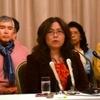 野党統一候補に阿部広美弁護士を発表−熊本