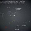 小惑星探査機 オシリス・レックス( OSIRIS REx )の光跡 '17.09.22 From Hokkaido
