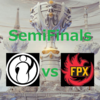 Worlds2019 SemiFinals Day1 IG vs FPX【対戦結果まとめ】