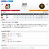 2019-07-21 カープ第90戦(マツダスタジアム)◯2X対1 巨人(42勝45敗3分)九里の好投がサヨナラ勝ちを呼ぶ。