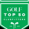 皆さん フェアウェイゴルフが今年もアメリカで2020 年 TOP50の Club Fitterに選ばれました。。約30年間 PGAツアーレベルのカスタムサービスを益々提供できそうです。。