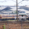 長野総合車両センタ-廃車置場周辺(5/29)