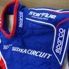 鈴鹿サーキット × Sparco オリジナルレーシングスーツを製作させていただきました!