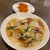 いつものバーミヤンで「野菜あんかけ焼きそばランチ」を頂いた! #グルメ #食べ歩き #ファミレス #日替わりランチ