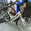 増税前に、自転車をリプレースしました