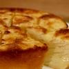 【梨のケーキ】ガトー・インビジブル。レシピ。