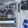 【雪化粧の弘前城】弘前城雪灯籠祭りに行ってきました
