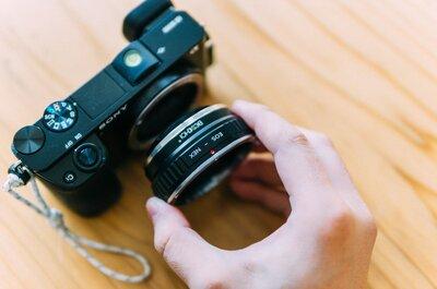 【2500円のレンズマウントアダプター】Canon用の安い望遠レンズを、ソニーのミラーレスで使ってみました!