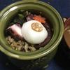 神戸・淡路屋 「ひっぱりだこ飯 伊右衛門版」 ~明石だこが美味しいよ♪