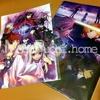 劇場版Fate/stay night [Heaven's Feel]のコラボレーションストア巡りデート【もぐぷち5年目】