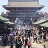 七月の御朱印と言えば、浅草寺の四万六千日・ほおずき市