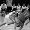 バスケ・ミニバス写真館42 一眼レフで撮影したバスケットボール試合の写真