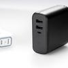 【2in1】ACアダプタ+モバイルバッテリーで充電忘れ知らず!