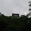 今日の犬山城は…『梅雨本番宣言❗❗』