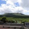 伊豆大島に伝説のポケモンを捕まえに行った