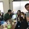 天王田老人会さんの公園掃除、天王田子供会さんの餅つき大会にだんじりメンバーの一員として参加してきました。