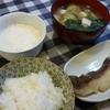 6/12週の一汁一菜、ぷらすα
