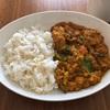 印度カリー子さんの簡単スパイスカレーをテキトーに作る