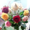 そこに花がある、という幸せ
