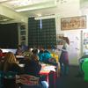 デンマークの授業風景