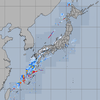 前線の影響で鹿児島県十島村小宝島では1時間に138.5mm・宝島では78.0mmを観測!気象庁は『記録的短時間大雨情報』を発表して安全を確保するよう呼びかけ!!