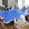 卓球療法は、なぜ機能訓練に向いているか。その4~比較的狭い場所で行うのでコミュニケーションを取りやすい