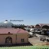 ウズベキスタン、この旅初めてのバザールにやってきた。 ( お食事編 )