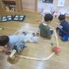 雨の日の2歳児
