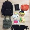 1歳8ヶ月の子連れバッグの中身