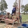 タイの田舎で太陽光発電で運用する井戸を作ってみた 井戸掘り編