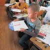 3年生:理科 太陽と影を追って 日時計づくり