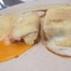 とろ〜り卵のチーズ厚揚げ!(動画あり)