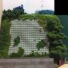 ストラクチャー(山)を作る(11)木を作る(2)と背景画