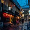 初夏の京都を歩いてきた(夜の河原町・木屋町・先斗町)