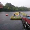 亀山ダム大雨